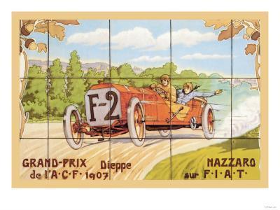 Grand-Prix--Art Print