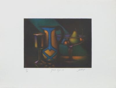 Grand rayon vert-Laurent Schkolnyk-Limited Edition