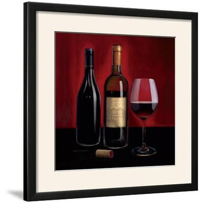 Grand Reserve Square III-Marco Fabiano-Framed Photographic Print