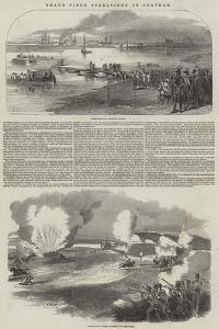 Grand Siege Operations at Chatham