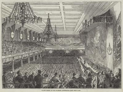 Grand Soiree at the Glasgow Athenaeum--Giclee Print