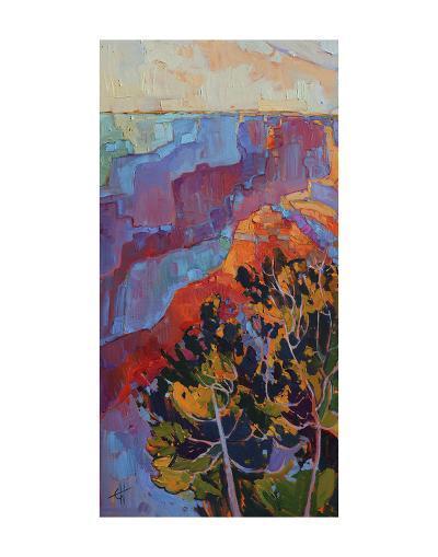 Grand Sunset (left)-Erin Hanson-Art Print