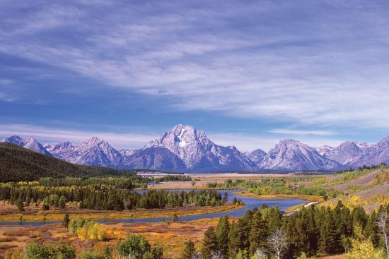 Grand Teton National Park I-Ike Leahy-Photographic Print