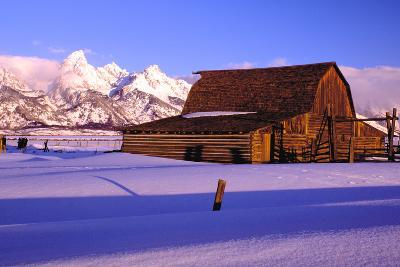 Grand Teton National Park XVIII-Ike Leahy-Photographic Print