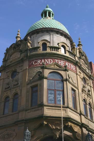 Grand Theatre, Blackpool, Lancashire-Peter Thompson-Photographic Print