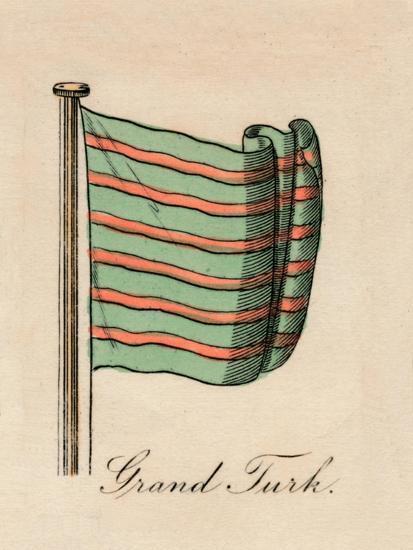 'Grand Turk', 1838-Unknown-Giclee Print