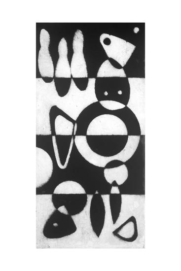 Grande E Moderno 1-Susan Gillette-Premium Giclee Print