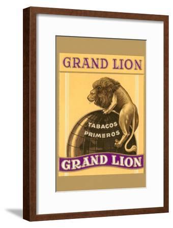 Grande Lion Label