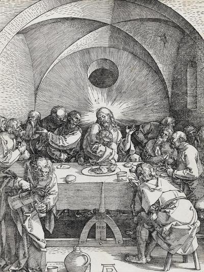 Grande passion - La Cène-Albrecht D?rer-Giclee Print