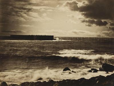 Grande vague, Sète - n°17-Gray Gustave Le-Giclee Print