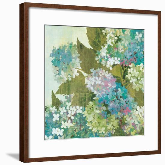 Grandiflora Bloom--Framed Art Print