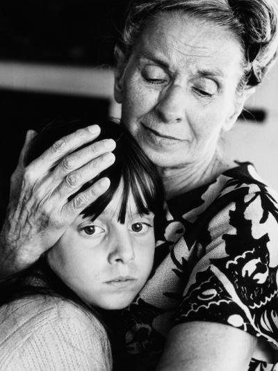 Grandmother and Granddaughter-H^ Armstrong Roberts-Photographic Print