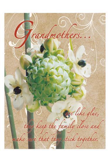 Grandmothers Glue 1-Sheldon Lewis-Art Print