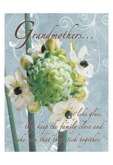 Grandmothers Glue 2-Sheldon Lewis-Art Print