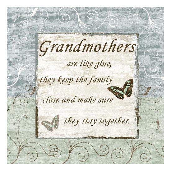 Grandmothers-Sheldon Lewis-Art Print