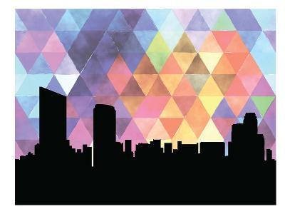 Grandrapids Triangle--Art Print
