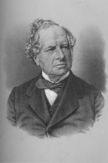 Granville George Leveson-Gower, 2nd Earl Granville, British politician, c1870s-Unknown-Giclee Print