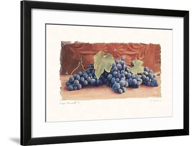 Grape Harvest I-Amy Melious-Framed Art Print