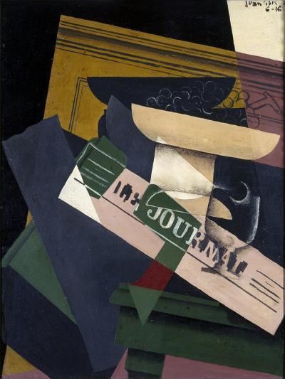 Grapes, 1916-Juan Gris-Giclee Print