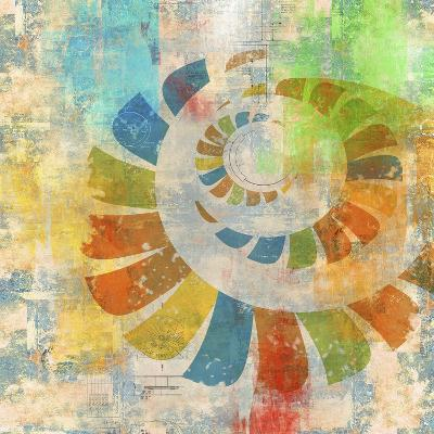 Graphic Abstract 3-Greg Simanson-Giclee Print