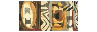 Graphic Abstract II-Hugo Wild-Premium Giclee Print