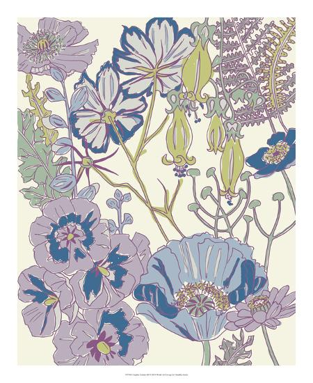 Graphic Garden III-Chariklia Zarris-Giclee Print