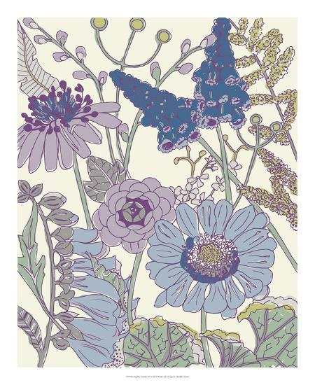 Graphic Garden IV-Chariklia Zarris-Giclee Print