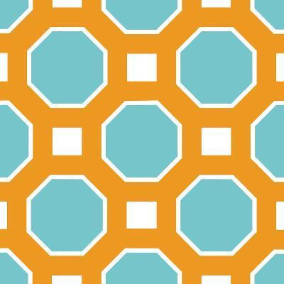 Graphic Pattern I-N^ Harbick-Art Print