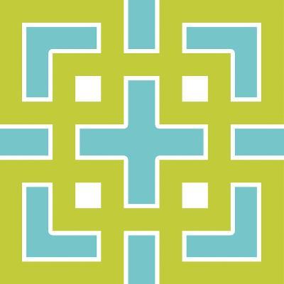 Graphic Pattern III-N^ Harbick-Art Print