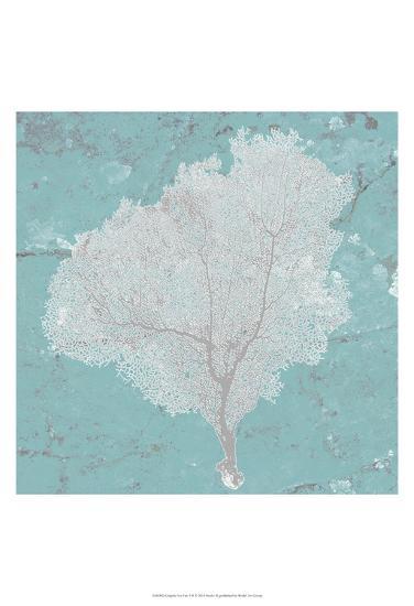 Graphic Sea Fan VII-Studio W-Art Print