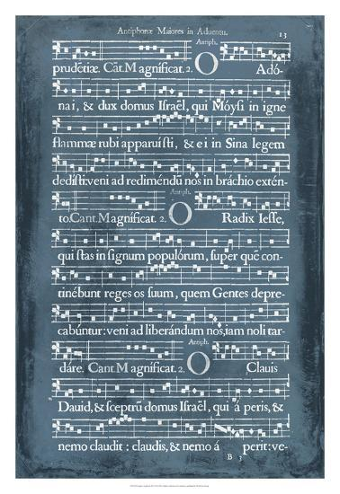 Graphic Songbook III-Unknown-Giclee Print
