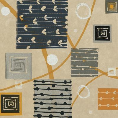 Graphic Tiles I-Hugo Wild-Art Print