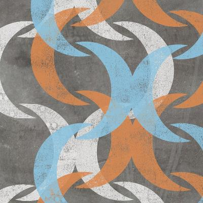 Graphic Wave I-Jennifer Goldberger-Art Print