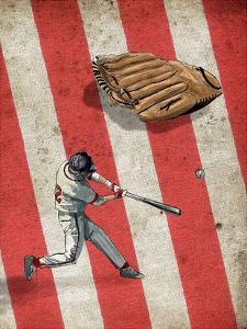 Amercan Sports: Baseball 2 by GraphINC