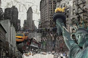 New York by GraphINC