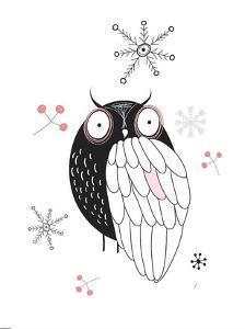 Owl II by GraphINC