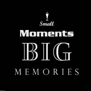 Small Moments by GraphINC