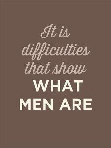 What Men Are by GraphINC