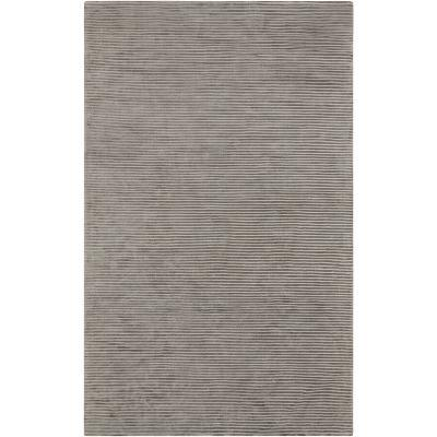 Graphite Area Rug - Taupe 5' x 8'--Home Accessories