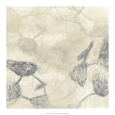 Graphite Inversion I-June Erica Vess-Giclee Print