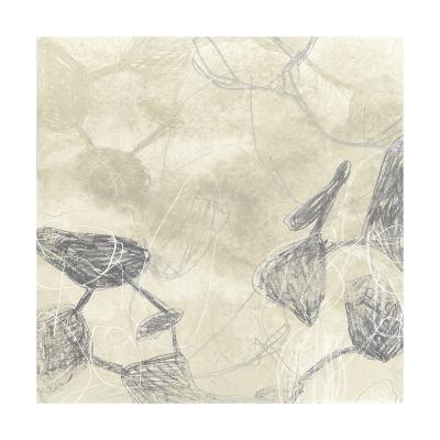 Graphite Inversion I-June Vess-Art Print