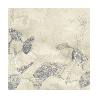 Graphite Inversion II-June Vess-Art Print