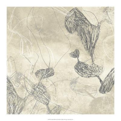 Graphite Inversion III-June Erica Vess-Giclee Print