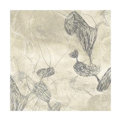 Graphite Inversion III-June Vess-Art Print