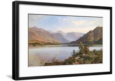 Grasmere, 1853-Henry Moore-Framed Giclee Print