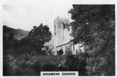 Grasmere Church, Wordsworth's Burial Place, Cumbria, C1920S--Giclee Print