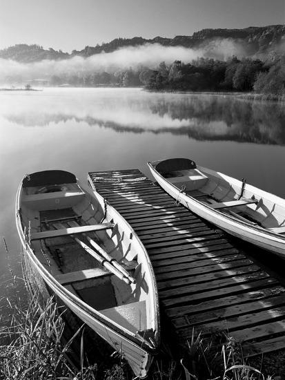 Grasmere, Lake District, Cumbria, England-Peter Adams-Photographic Print