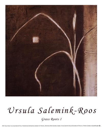 Grass Roots I-Ursula Salemink-Roos-Art Print