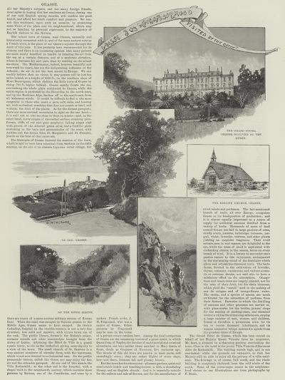 Grasse-Charles Auguste Loye-Giclee Print