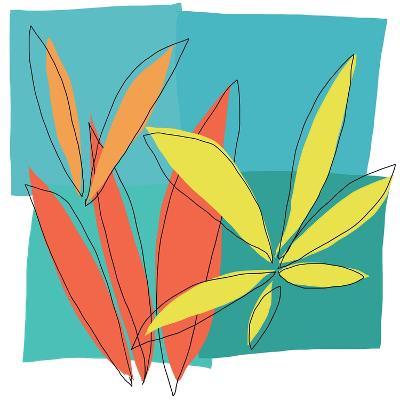 Grasses I-Jan Weiss-Art Print
